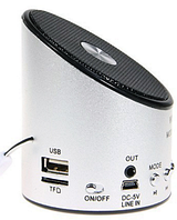 Портативный беспроводной динамик  ws-a9, Мини-динамик, Портативная колонка Monster Beats радио micro SD
