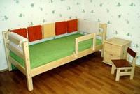 Одноярусная кровать «Ирель-Комфорт»