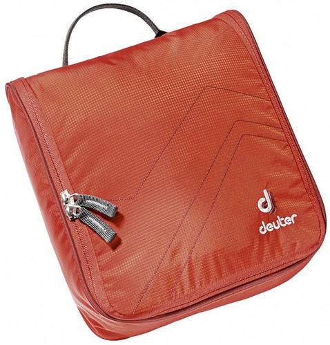 Вместительная дорожная косметичка Deuter Wash Center II, 39464 9503 оранжевый