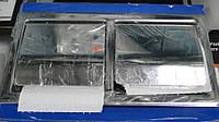 Держатель для туалетной бумаги (горизонтальный врезной)