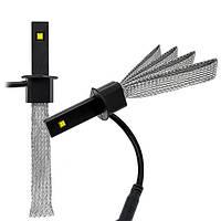 Светодиодная автолампа головного света Foton Led Headlight H1 34 Вт холодный свет