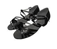 Обувь для танца ET7000-BK