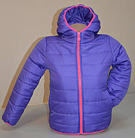 Подростковая куртка демисезонная № 103 рост- 122,128,134,140