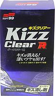 Полироль + антицарапин SOFT99 Kizz Clear R для темных авто
