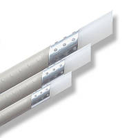 Труба PPR Wavin Ekoplastik армированная алюминием Stabi 63*8,6 PN 20 EK