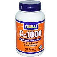 Витамин Ц C-1000 with bioflavonoids (100 caps)