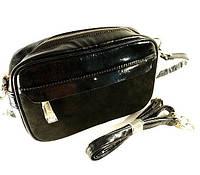 Клатч - сумочка женская черная Valensiy 68334