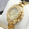 Механические наручные часы Rolex Daytona Women Crystal Gold 20033