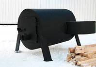 Печь отопительная дровяная Брест-500 (обогрев до 200 м2/500 м3)