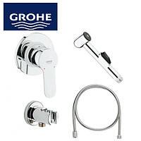 Гигиенический набор для биде Grohe BauEdge 27812000+28671000+2904000
