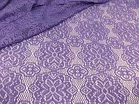 Ажур (фиолетовый) (арт. 1076)