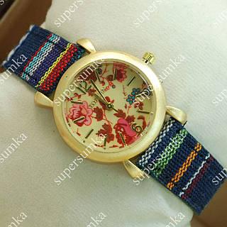 Необычные наручные часы Topten Art 006.4 Gold/Yellow 3704
