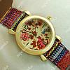 Стильные наручные часы Topten Art 006.8 Gold/Yellow 3708