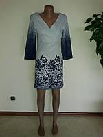 Платье женское под джинс