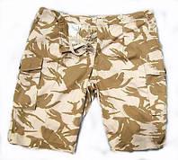 Камуфляжные шорты армии Британии для охоты, рыбалки, активного отдыха, расцветка DDPM б/у в отличном состоянии