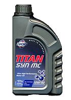 Полусинтетическое моторное масло TITAN (Титан) SYN MC SAE 10W-40 1л.