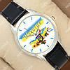 Кварцевые наручные часы Украинa 1053-0001