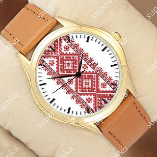 Аналоговые наручные часы Украинa 1053-0003