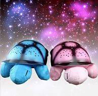 Ночник черепашка звёздное небо, фото 1