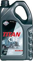 Полусинтетическое моторное масло TITAN (титан) CFE MC 10w40 5л.