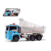 Машинка Грузовик с воздушным насосом Dickie 3805001
