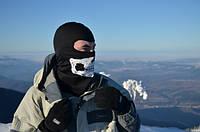 Подшлемник балаклава  дихаюча, череп, 100% Polyester (+ ТЕСТ в Карпатах)