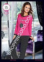 Женская пижама Anit 4322, костюм домашний с брюками