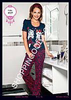 Женская пижама Anit 4327, костюм домашний с брюками