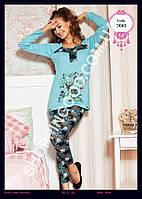 Женская пижама Anit 5041, костюм домашний с лосинами