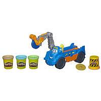 Play-Doh Diggin' Rigs Saw Mill Set Набор Плэй(Плей) До Веселая пила