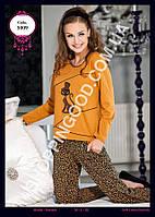 Женская пижама Anit 5009, костюм домашний с брюками Батальный Размер