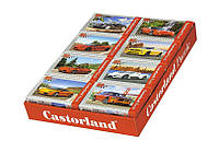 """Пазлы Castorland """"Машины"""" - 80 элементов, 16 шт. в упаковке."""