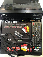 Цифровой эфирный тюнер Eurosky ES-3015 DVB T2