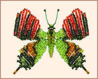 Набор для бисероплетения Бабочка  Урания