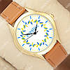 Аналоговые наручные часы Украинa 1053-0024