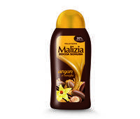 Пена для ванн Malizia vellutante with argan oil e vaniglia 0.300 мл