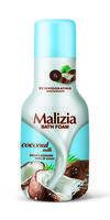 Пена для ванн Malizia coconut milk 1000 мл