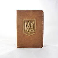 Обложка для паспорта Тризуб