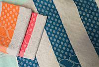 Велюровые метровые полотенца 2570