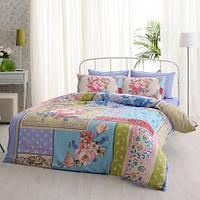 Комплект постельного белья PIERRE CARDIN перкаль Fabrice голубой