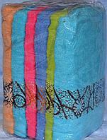 Велюровые метровые полотенца 2416