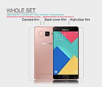 Защитная пленка Nillkin для Samsung Galaxy A9 A9000 глянцевая