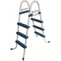 Лестница для бассейна Intex 122 см, 28062 (58974)