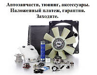 Радиатор ГАЗ-3302 алюминиевый (штыри) 3-х ряд (CR-GA3302)