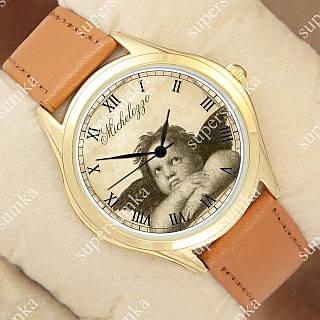 Стильные наручные часы Украинa 1053-0054