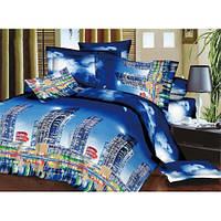 Качественное постельное белье ТЕП  RestLine 154 «Скайлайн» 3D дешево от производителя.