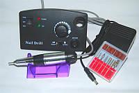 Фрезер для снятия искусственных ногтей N555, фрезер YRE, фрезер для аппаратного маникюра