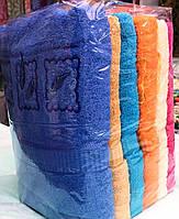 Банные  полотенца Лист в квадрате 3105