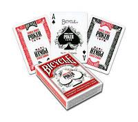 Карты Bicycle «World Series of Poker» (WSOP)