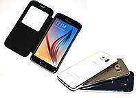 """Стильный смартфон Samsung Galaxy S6 -10 Mpx, 5"""". Чехол в подарок! Удобный в пользовании гаджет. Код: КЕ417"""